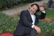 IPP/Botteghi 10/10/08 presentazione della Fiction _ VIP_ in onda su canale 5 il 14 ottobre nella foto Enrico Brignano