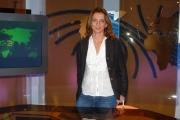 IPP/Botteghi 16/10/08 presentazione della nuova scenografia del tg3 nella foto:   Elisabetta Morgonari,