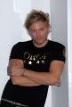 mattoni/markanews 17/10/08 roma presentazione del film ,albakiara, nella foto davide rossi figlio di vasco