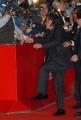 mattoni/markanews 22/10/08 prima passerella della festa del cinema di roma, nella foto: al pacino nei tafferugli che si sono venuti a creare dai ragazzi dei centri sociali che alemanno ha dichiarato di voler chiudere a roma