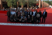 all human rights for all , i registi italiani che aderiscono all'iniziativa, roma 25/10/08, festa del cinema di roma, photo : mattoni/markanews