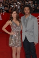 high school music III, ashley tisdale, corbin bleu, roma 26/10/08, festa del cinema di roma, photo : mattoni/markanews