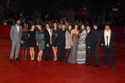 red carpet giovani talenti italiani e francesi,  roma festa del cinema 27/10/08 photo : mattoni/markanews