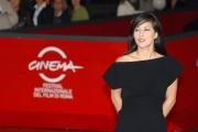 red carpet giovani talenti italiani e francesi, mylene jampanoi,  roma festa del cinema 27/10/08 photo : mattoni/markanews