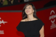 red carpet giovani talenti italiani e francesi, mylene jampanoi,   roma festa del cinema 27/10/08 photo : mattoni/markanews