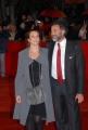 red carpet del film ,  luca barbareschi e lucrezia lante della rovere,  roma festa del cinema 27/10/08 photo : mattoni/markanews