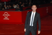 red carpet del film , galantuomini,  fabrizio gifuni,  roma festa del cinema 27/10/08 photo : mattoni/markanews