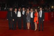 red carpet del film , galantuomini, il cast, roma festa del cinema 26/10/08 photo : mattoni/markanews