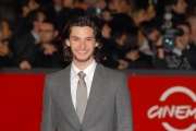 red carpet del film , easy virtue, con ben barnes, roma festa del cinema 26/10/08 photo : mattoni/markanews