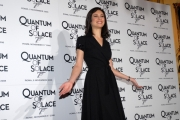 mattoni/markanews 5/11/08 presentazione del film _quantum of solace_ nella foto : Olga Kurylenko