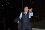 IPP/Botteghi 13/11/08 conferenza stampa di presentazione della nuova serie tv _Serata D Onore_ presentata da Pippo Baudo