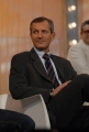 Ipp/Botteghi/ 18/11/08 puntata del Costanzo Show, ospiti, Gianrico Carofiglio
