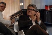 Ipp/Botteghi/ 18/11/08 puntata del Costanzo Show, ospiti, Giancarlo De Cataldo