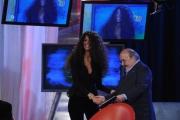 Foto IPP/Gioia Botteghi  Roma 1/12/09  ultima puntata del maurizio Costanzo show dopo 25 anni. Ospiti AFEF