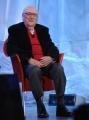 Foto IPP/Gioia Botteghi  Roma 1/12/09  ultima puntata del maurizio Costanzo show dopo 25 anni. Ospite Andrea Camilleri