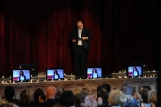 Foto IPP/Gioia Botteghi  Roma 16/04/2009 puntata del Maurizio Costanzo Show