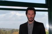 IPP/Botteghi 1/12/08 Roma presentazione del film ULTIMATUM ALLA TERRA nella foto:  Keanu Reeves