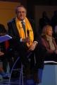 IPP/Botteghi 12/12/08 Roma trasmissione tv per telethon ospite  Luigi Abete,