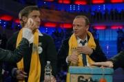 IPP/Botteghi 12/12/08 Roma trasmissione Affari Tuoi  per telethon ospite  Francesco Totti, Gigi D'Alessio