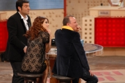 IPP/Botteghi 12/12/08 Roma trasmissione Affari Tuoi  per telethon ospite  Miriam Leone, Gigi D'Alessio