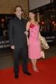 mattoni/markanews 18/04/08 roma passerella per i premi david di donatello, nella foto sam garbaski con moglie