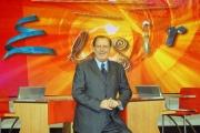 Mattoni Nuova stagione della trasmissione di raitre Elisir nelle foto Michele Mirabella