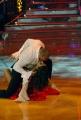 IPP/Botteghi 17/1/09 seconda puntata di BALLANDO CON LE STELLE, nella foto: Stefano Bettarini e Samanta Togni