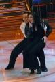 IPP/Botteghi 17/1/09 seconda puntata di BALLANDO CON LE STELLE, nella foto: Emanuela Aureli e Roberto Imperatori