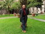 IPP/Botteghi 2/2/09 Roma ambasciata francese presentazione del film TI AMERO' PER SEMPRE, nella foto : il regista e scrittore PHILIPPE CLAUDEL