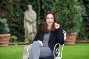 IPP/Botteghi 2/2/09 Roma ambasciata francese presentazione del film TI AMERO' PER SEMPRE, nella foto : Elsa Zylberstein