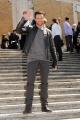 Foto IPP/Gioia Botteghi  Roma 14/04/2009 Presentazione a Roma sulla scalinata di Trinità dei Monti , del film;  X MAN , nella foto Hugh Jackman