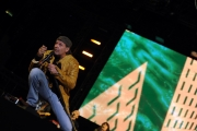 Foto IPP/Gioia Botteghi  Roma 1/05/2009  Vasco Rossi al concerto del Primo Maggio