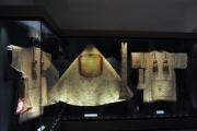 Foto IPP/Gioia Botteghi  Roma 25/05/2009 Basilica di S. Maria Maggiore, SOTTERRANEI DI SANTA MARIA MAGGIORE da oggi aperti al bubblico dopo importanti lavori di rinsaldamento della struttura mai visti prima ed ora fruibili a tutti i visitatori passando per il museo, nella foto antiche Tiare e cappe del 1300 circa