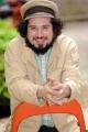 Foto IPP/Gioia Botteghi  Roma 28/05/2009 festival delle letterature, nella foto: Vinicio Capossela