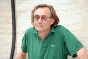 Foto IPP/Gioia Botteghi  Roma 8/06/2009 Festival delle Letterature, Andrea Vitali