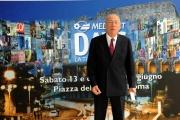Foto IPP/Gioia Botteghi  Roma 10/06/2009  presentazione del  Mediaset Days, per la presentazione del digitale terrestre, alla conf. stampa Fedele Confalonieri