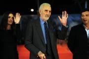 Foto IPP/Gioia Botteghi  Roma 15/10/2009  Festa del cinema di Roma, red carpet per il film TRIAGE, nella foto: Christofer Lee