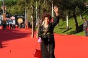 Foto IPP/Gioia Botteghi Roma 16/10/0209  Festa del cinema di Roma red carpet per evento FAO, nella foto  Gina Lollobrigida