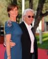 Foto IPP/Gioia Botteghi Roma 16/10/09  Festa del cinema di Roma film _hachiko_ nella foto Richard Gere con moglie