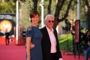 Foto IPP/Gioia Botteghi Roma 16/10/09  Festa del cinema di Roma film _hachiko_ nella foto Richard Gere con moglie Carey Lowell