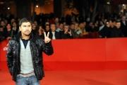 Foto IPP/Gioia Botteghi Roma 16/10/09  Festa del cinema di Roma red carpet con   David Marcelo Pizarro giocatore della Roma