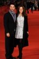 Foto IPP/Gioia Botteghi Roma 16/10/09  Festa del cinema di Roma red carpet Viola di Mare, nella foto Raoul Bova con la moglie Chiara Giordano