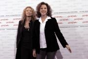 Foto IPP/Gioia Botteghi Roma 19/10/2009  Festa del cinema di Roma film  Chistine Cristina, nella foto la regista Stefania Sandrelli, con la figlia Amanda