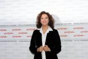 Foto IPP/Gioia Botteghi Roma 19/10/2009  Festa del cinema di Roma film  Chistine Cristina, nella foto la regista Stefania Sandrelli
