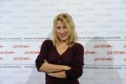 Gioia Botteghi Roma 19/10/2009  Festa del cinema di Roma film  Les Regrets, nella foto Valeria Bruni Tedeschi