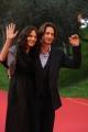 Gioia Botteghi Roma 19/10/2009  Festa del cinema di Roma film  Dream Rush con Asia Argento con il marito Michele Civetta