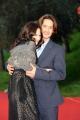 Foto IPP/Gioia Botteghi Roma 19/10/2009  Festa del cinema di Roma film  Dream Rush con Asia Argento con il marito Michele Civetta