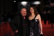 Foto IPP/Gioia Botteghi Roma 19/10/2009  Festa del cinema di Roma film  Chistine Cristina, nella foto Tinto Brasscon Caterina Varzi