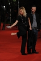Foto IPP/Gioia Botteghi Roma 19/10/2009  Festa del cinema di Roma film  Les Segrets con Valeria Bruni Tedeschi con il regista Cedric Kham