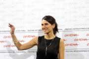Foto IPP/Gioia Botteghi Roma 21/10/2009  Festa del cinema di Roma film  L'uomo che verrà, nella foto: Maya Sansa